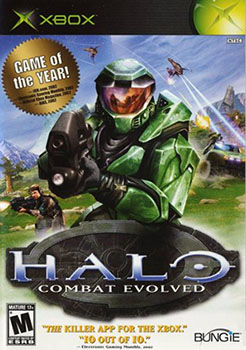 Original Xbox Halo: Combat Evolved