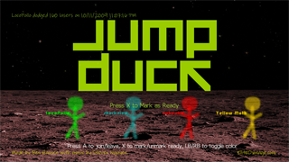 Jump Duck Xbox 360 Indie Game
