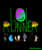 LOL Runner Xbox 360 Indie Game Cover